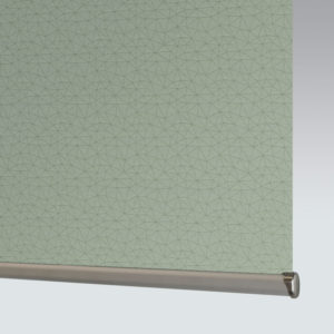 Style Studio Polygon asc Emerald Roller Blind