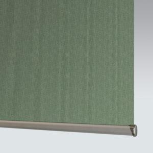 Style Studio Ribbons asc Forest Green Roller Blind
