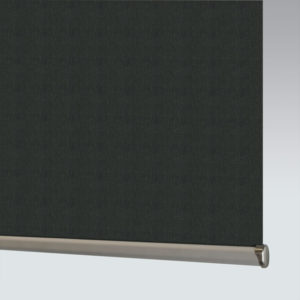 Style Studio Whisper 3% Black Roller Blind