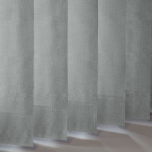Style Studio Atlantex asc Pewter Vertical Blind
