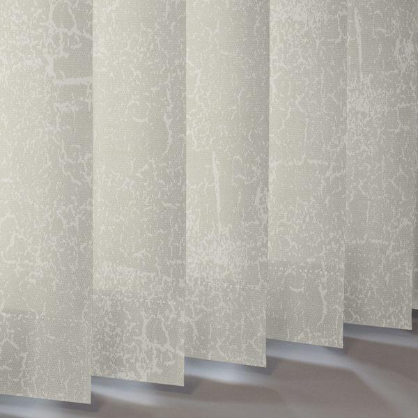 Style Studio Boston FR Silk Vertical Blind