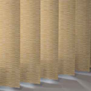 Style Studio Floyd asc Golden Vertical Blind