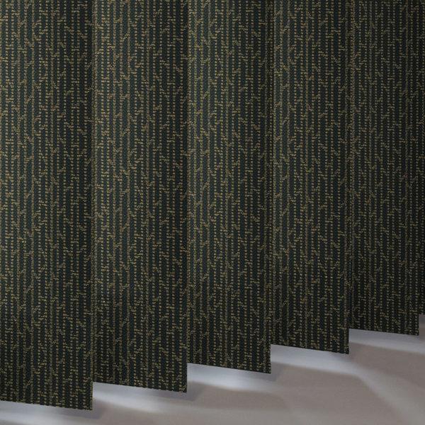 Style Studio Mira Gold Vertical Blind