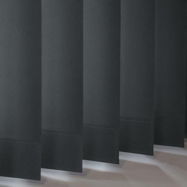 Style Studio Palette Anthracite Vertical Blind