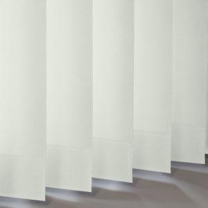 Style Studio Palette Bright White Vertical Blind