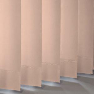 Style Studio Palette Dusky Pink Vertical Blind