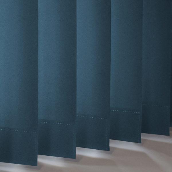 Style Studio Palette Indigo Vertical Blind