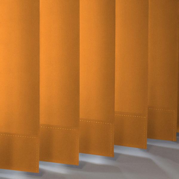 Style Studio Palette Saffron Vertical Blind
