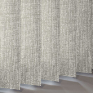 Style Studio Sensa Cream Vertical Blind