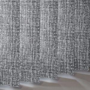 Style Studio Sensa Grey Vertical Blind