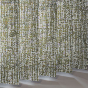 Style Studio Sensa Lime Vertical Blind