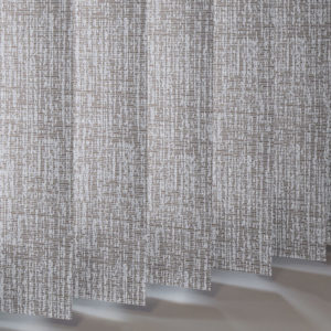 Style Studio Sensa Taupe Vertical Blind