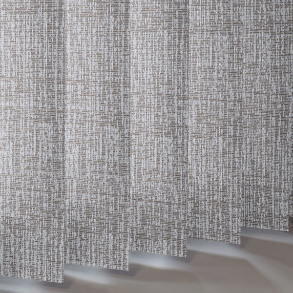 Style Studio Sensa Taupe Vertical Blind