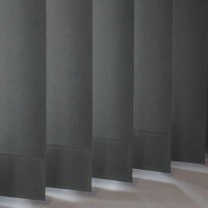 Style Studio Topaz Graphite Vertical Blind