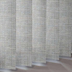 Style Studio Venga Charcoal Vertical Blind