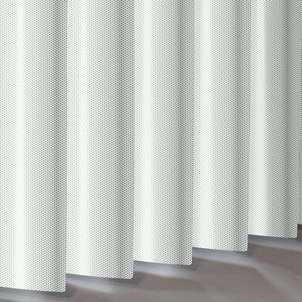 Style Studio Silk Perforated 0204 Aluminium Blind