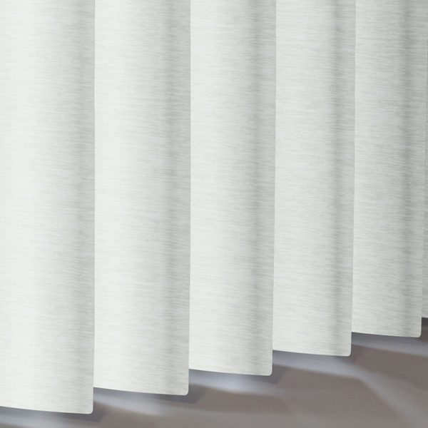 Style Studio Brooklyn Frost Vertical PVC Blind