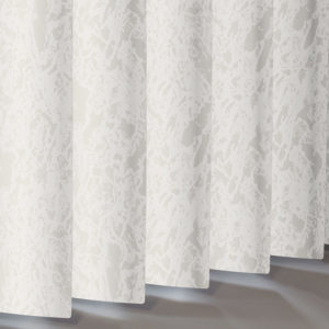 Style Studio Houston Pearl Vertical PVC Blind