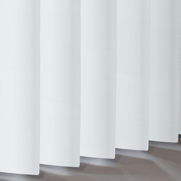 Style Studio Steinway Ice Vertical PVC Blind