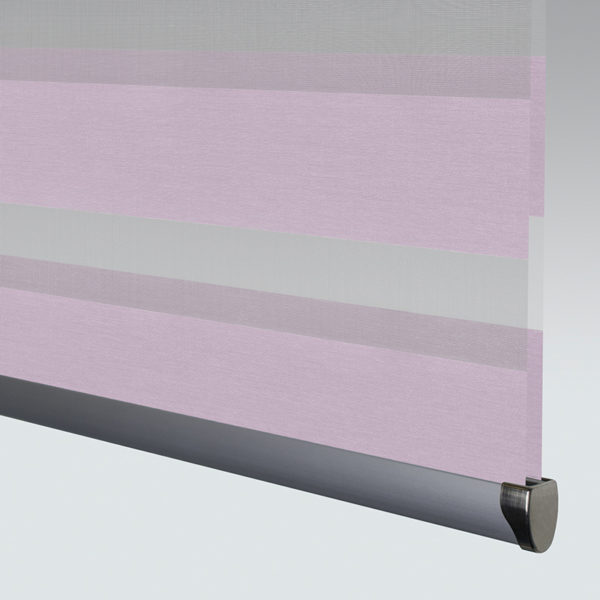 Style Studio Poise Mauve Mirage Blind