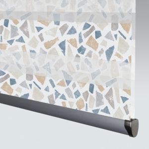 Style Studio Terrazzo Azure Mirage Blind