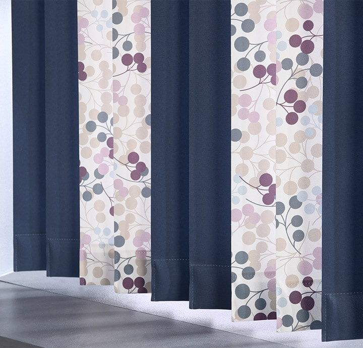 Style Studio Vertical Blinds