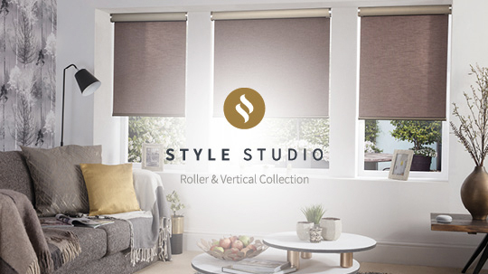 Style Studio Roller & Vertical Blinds Collection Video