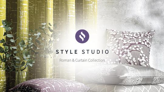 Style Studio Roman & Curtain Collection Video