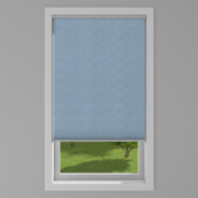 Window_Pleated_Radiance asc Micro_Atlantic Blue_PXM37503