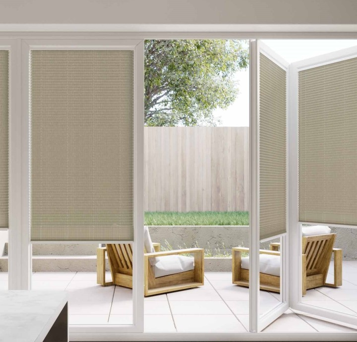 Style Studio Pleated Blinds